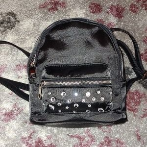 Madden Girl Mini Backpack with Jewels